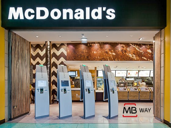 Agora é mais fácil pagar o seu McMenu no Colombo