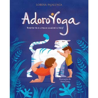 """""""Adoro Yoga"""", de Lorena V. Pajalunga   14,40€"""