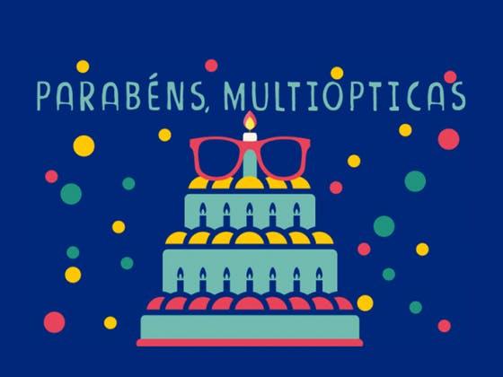 A MultiOpticas está de parabéns!