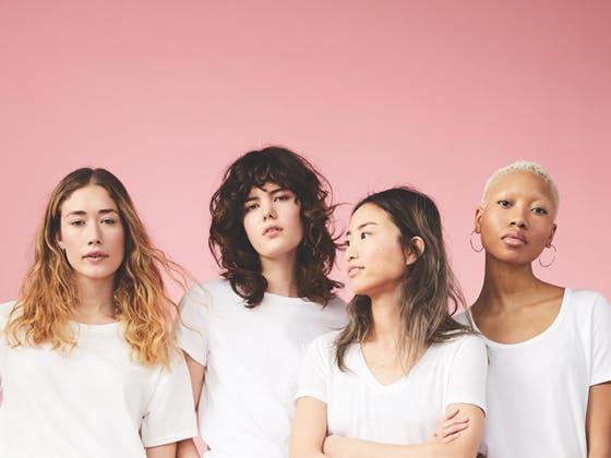 Rosa-algodão-doce: a cor do momento