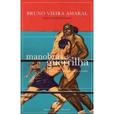 """Manobras de Guerrilha"", de Bruno Vieira Amaral   17,70€"