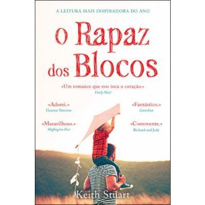 """""""O Rapaz dos Blocos"""", de Keith Stuart   17,70€"""