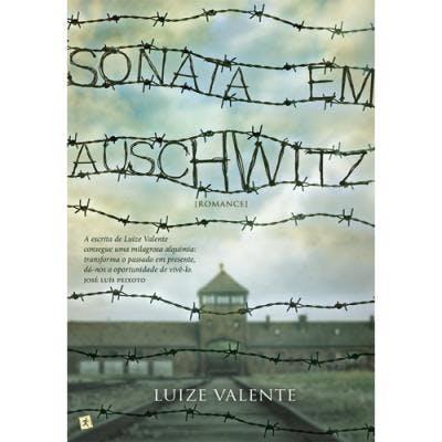 """Sonata em Aushwitz"", de Luize Valente   17,70€"