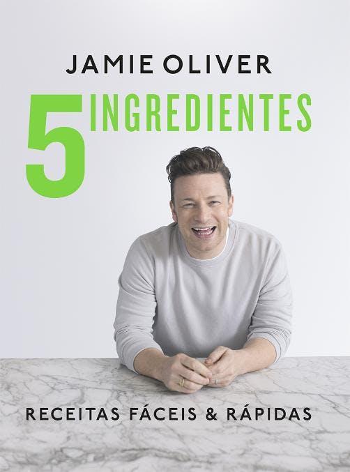 5 Ingredientes - Receitas Fáceis & Rápidas de Jamie Oliver, 25,50€, na FNAC