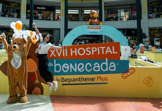 Hospital da Bonecada até dia 29 de abril.