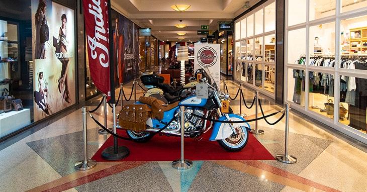 Indian Motorcycle: as motas mais antigas dos EUA em exposição