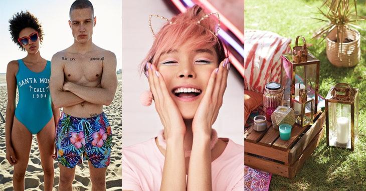 Maquilhagem, decoração e swimwear: as três novidades da Primark