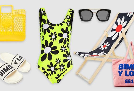 Conheça as 20 peças para ir à praia com a Bimba y Lola