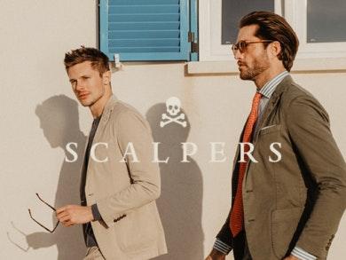 Scalpers: a nova paragem obrigatória para homens com estilo