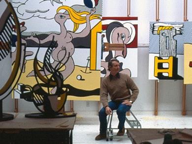 Uma das figuras incontornáveis da Pop Art