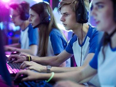 o Counter-Strike joga-se no NOSso cinema!
