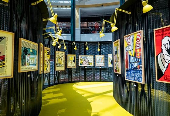 Roy Lichtenstein no Colombo: a arte acessível a todos