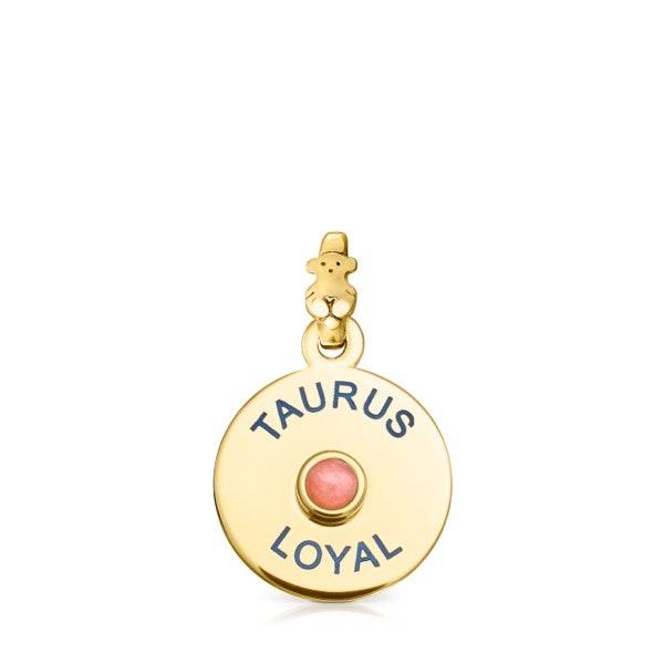 Touro | Energético e leal, acima de tudo. Touro, o sinal da opala rosa - uma pedra que traz calma, poder e sucesso.
