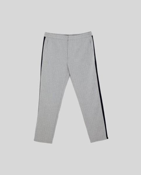 Calças Zara, antes a 29,95€ e agora a 15,99€