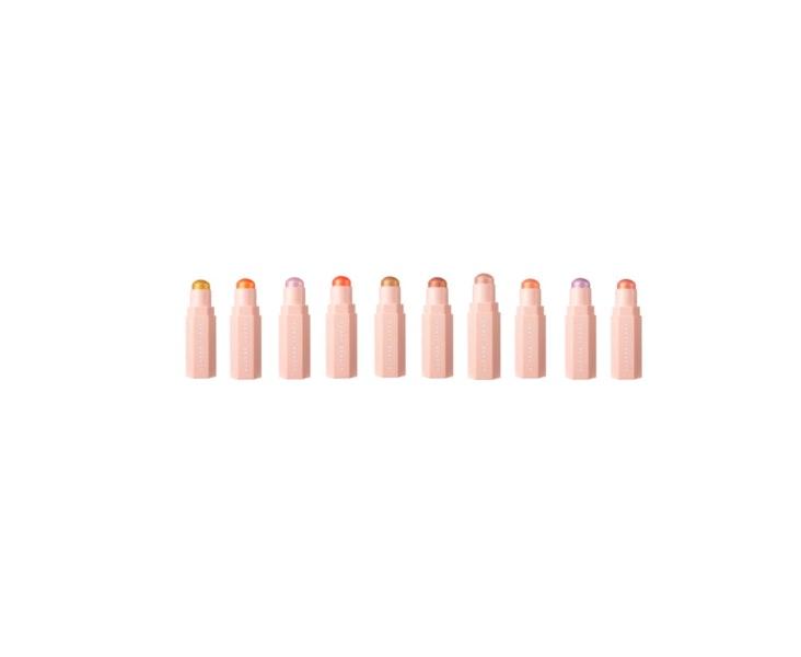 Match Stix Shimmer Stick: Highlight, blush, bronze. Weightless, long-wear layering, 24,55€
