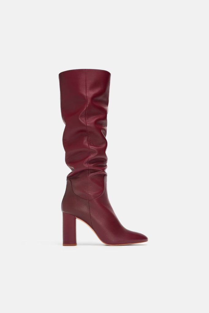 Botas, Zara, 99,95€