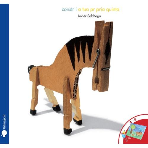 Livro de trabalhos manuais, 11,95€, Imaginarium