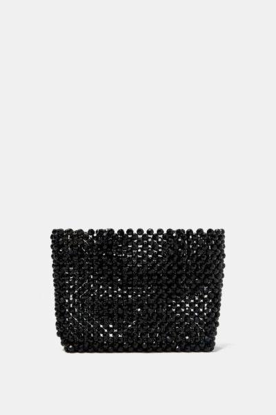 Mala com missangas, Zara, 29,95€
