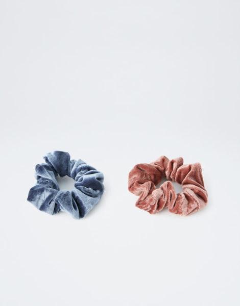 Scrunchies para o cabelo, Pull&Bear, 3,99€