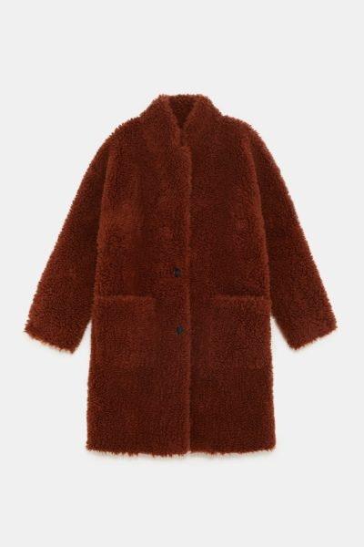 Sobretudo, Zara, 89,95€