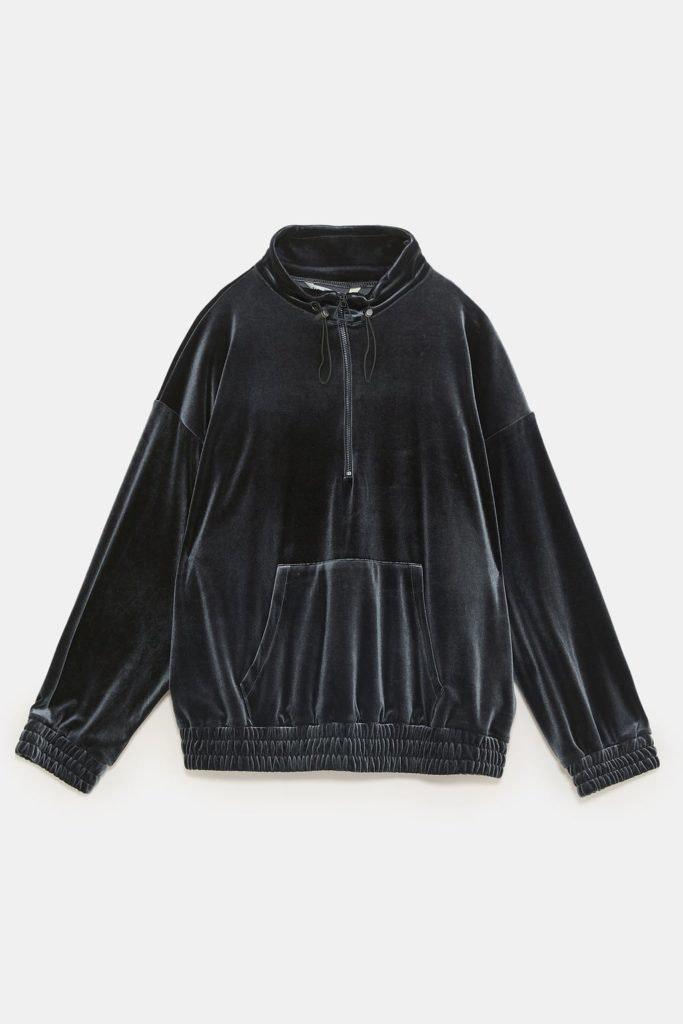 Sweatshirt, Zara, 22,95€