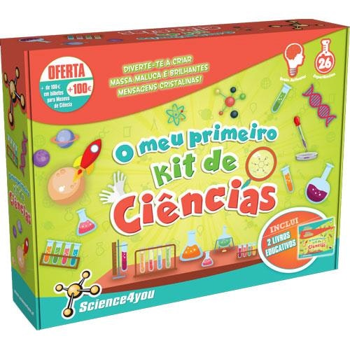 Brinquedo, Science4You, 24,99€