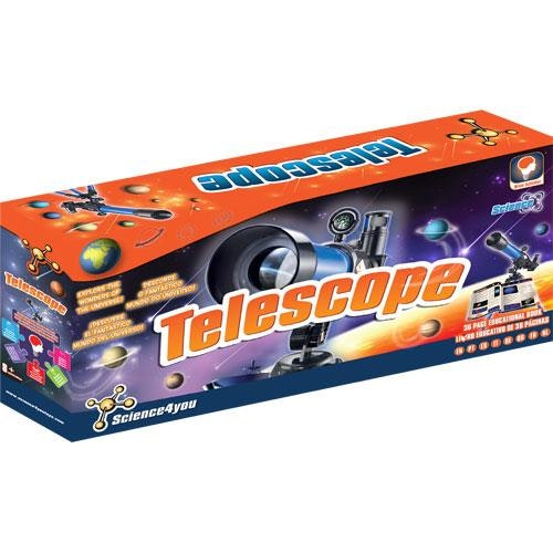 Telescópio, Science4You, 24,99€