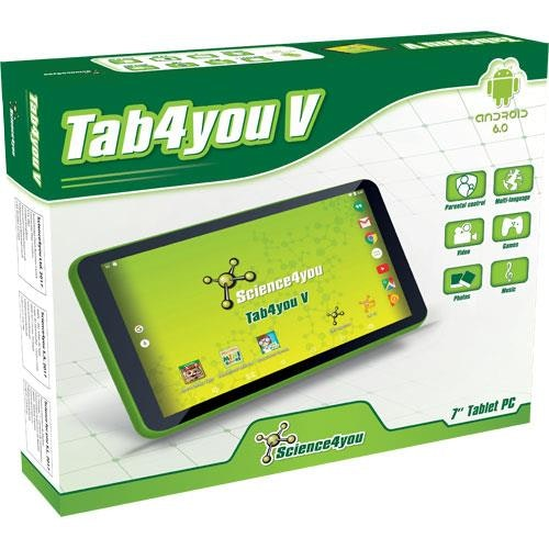 Tablet, Science4You, 99,99€
