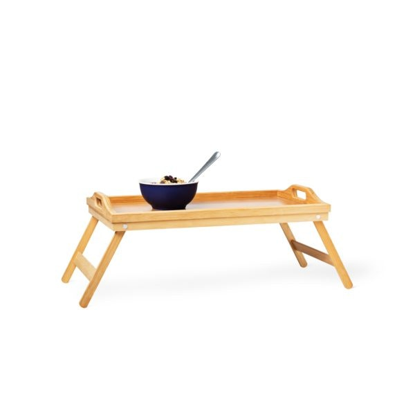 Pertence ao grupo stay-in-bed-all-weekend? Prepare um pequeno almoço especial e ofereça esta mesa incrível! Tiger, 15€