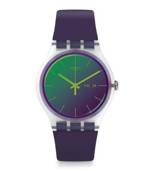 Chega sempre atrasado? A Swatch toma conta do assunto! Swatch, 70€