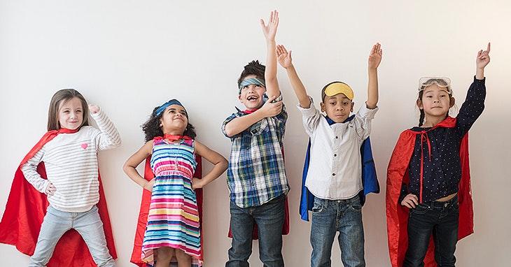 Top 25: máscaras de Carnaval para crianças