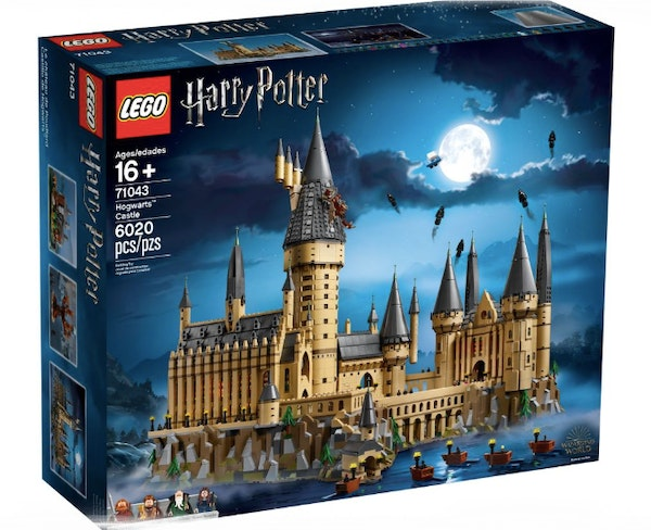 Harry Potter, Toys'R'Us, 429,99€