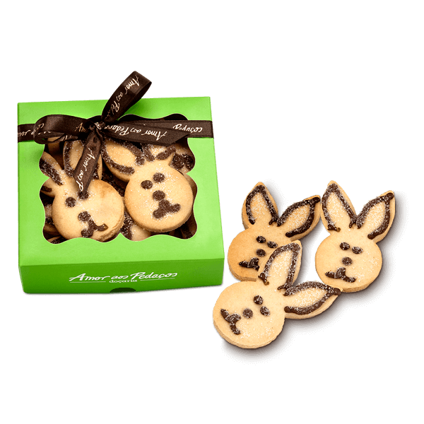 Biscoito de Páscoa, Amor aos Pedaços, Preço sob consulta