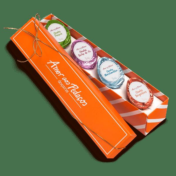 Degustação de Recheios Clássicos, Amor aos Pedaços, Preço sob consulta