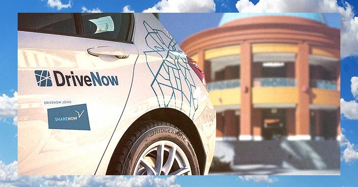 DriveNow: o conforto de ter sempre o carro à porta