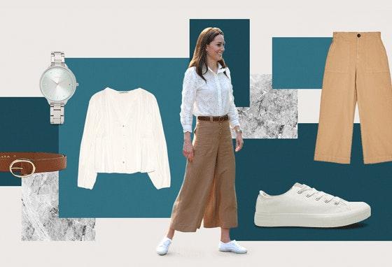 como-usar-cullotes-kate-middleton-tendencias-moda