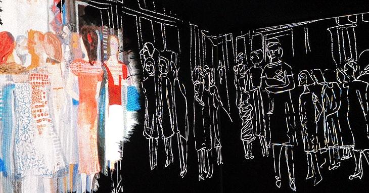 Um mergulho na arte de Vieira da Silva