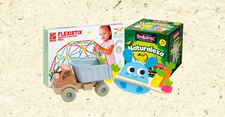Toys'R'Us: onde moram brinquedos amigos do ambiente