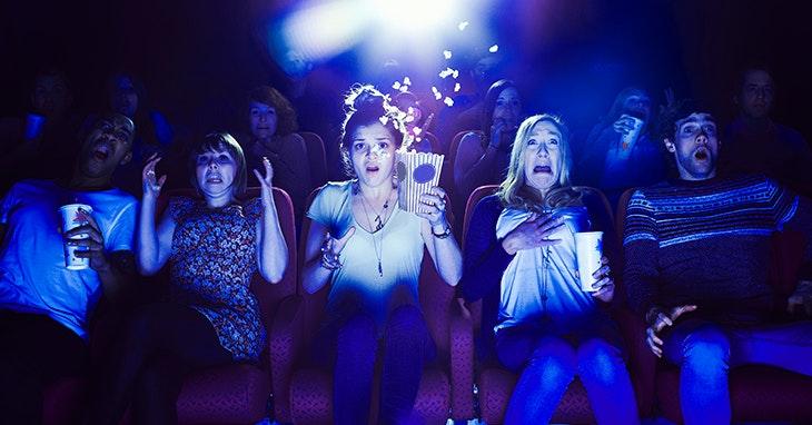Varios SC _ Cinema para celebrar o Halloween