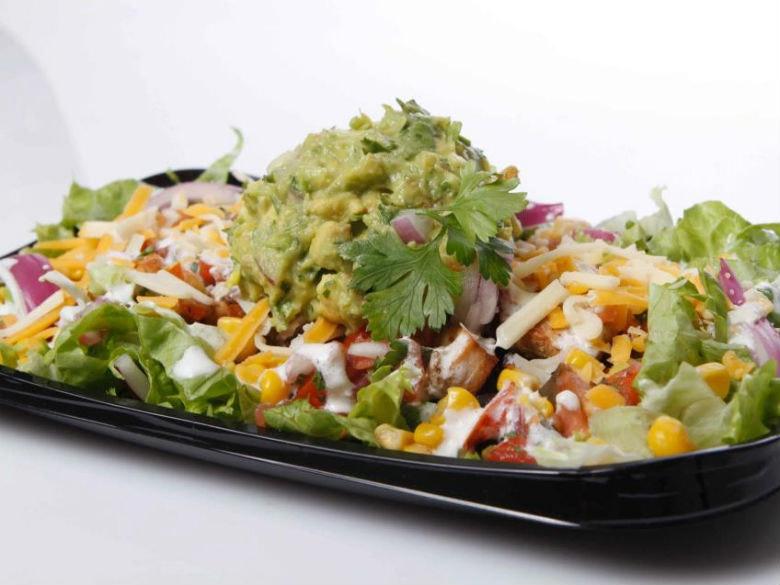 salada guacamole