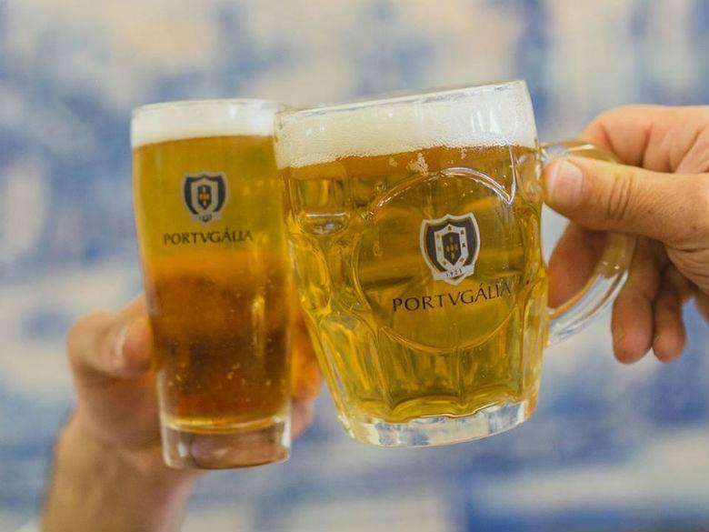 cerveja portugália