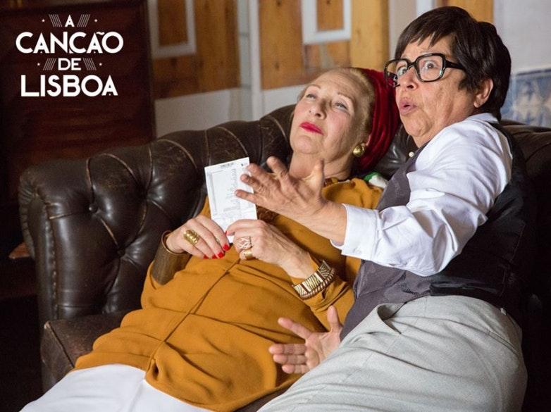 cancao de Lisboa