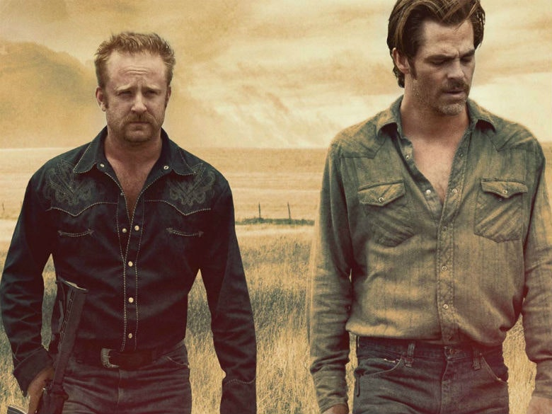 9 de novembro (21h30) –Hell Or High Water - Custe O Que Custar!