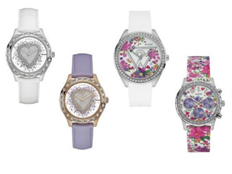 cbdb83ce9 Conheça o relógio que a Guess criou para o Dia dos Namorados