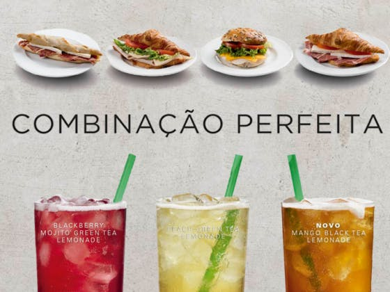 Starbucks & Teavana