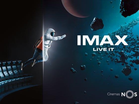 O IMAX está mesmo a chegar ao CascaiShopping