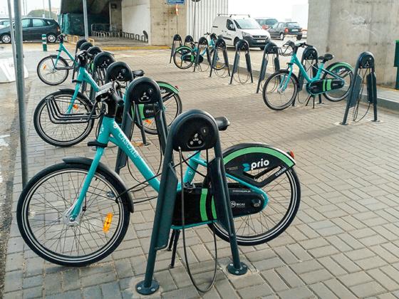 As bicicletas Mobi já chegaram ao CascaiShopping!
