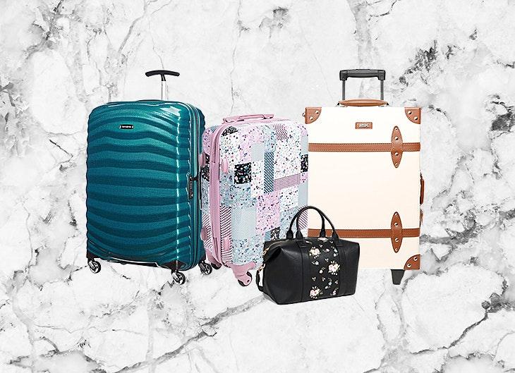 Escolha a sua mala para 2018.