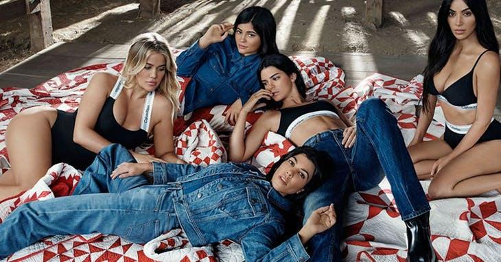 Vários SC_Kardashian_Jenner x Calvin Klein Underwear_Site