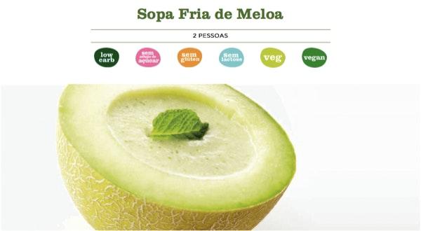 2. Sopa Fria de Meloa